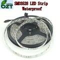 5 m 300LED LLEVÓ la tira SMD3528 tipo Impermeable 12 V flexible de luz LED 60 led/m RGB/blanco/caliente blanco/azul/verde/rojo/amarillo