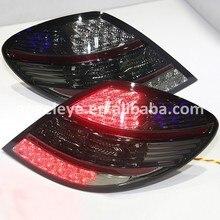 Для Mercedes-Benz R171 SLK200 SLK280 SLK300 SLK350 светодиодный задний фонарь 2003-2008 год красные, черные Цвет дБ