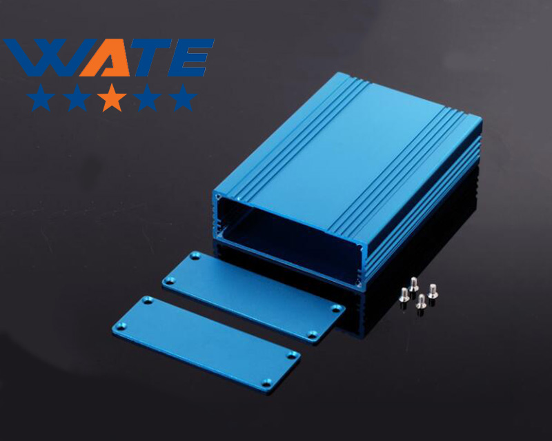 82.8*28.8 mobile power, aluminum profile shell / electronic components, DIY aluminum box / junction box, aluminum shell