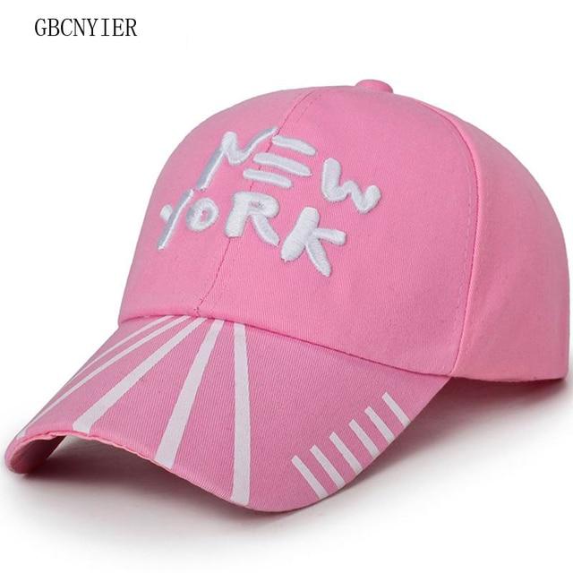 49acff33993 GBCNYIER Spring Casual Male Sports Baseball Cap Adjustable Outdoor Men Visor  Short Bone Brim M L Unisex Hat