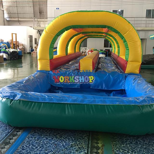 Custom inflatable water slide,inflatable water park