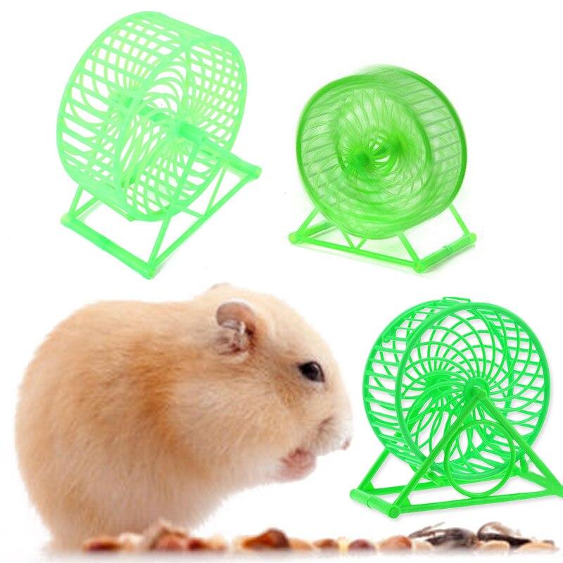 1Pc Plastic font b Pet b font Hamster Wheel font b Pet b font Jogging font