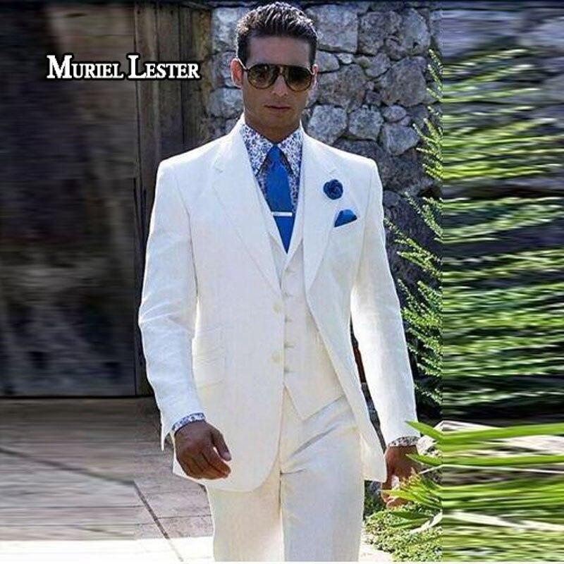 Sposa Giacca Lester Uomo Da Vest Fit Profumo The Sposo Formale Model  Intaglio Pant As Slim Masculino Risvolto Uomini Smoking ... 8635da5dc06