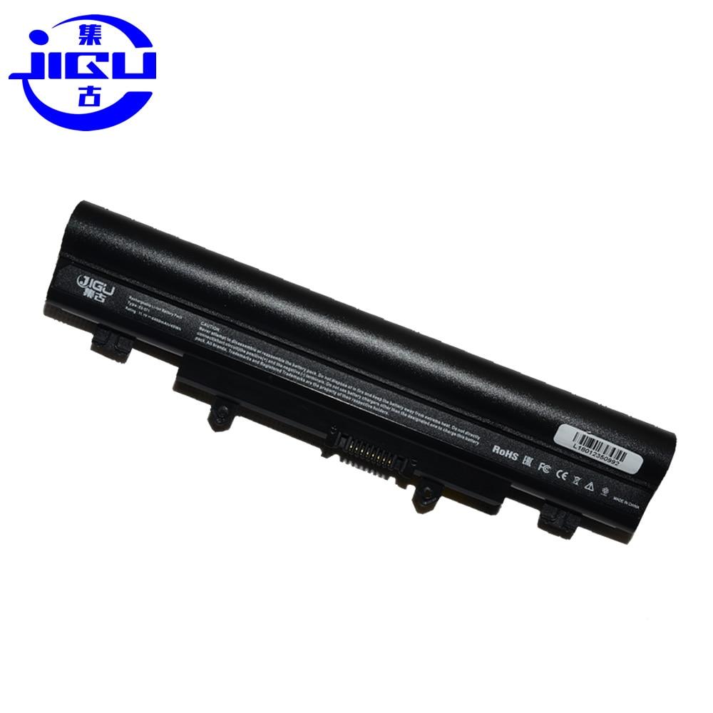 JIGU AL14A32 Laptop Battery For Acer Aspire V3-572G-5247 TMP256-M-39NG E15-511 E5-571G-70BT For TravelMate P256-M-39NG