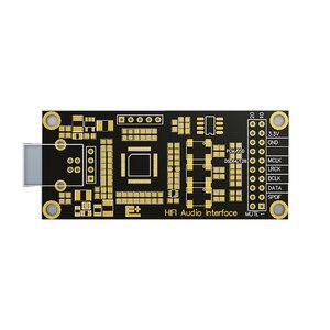 Image 3 - SA9227 HIF Âm Thanh USB Bộ Giải Mã Đắc Con Gái Thẻ Card Mở Rộng Cho Đắc Ak4497 Es9038q2m 9038pro
