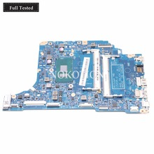 NOKOTION 15208-2 448.06J04.0021 NB.G7C11.001 Main board For Acer aspire V3-372 V3-372T Laptop motherboard SR2EY I5-6200U DDR3