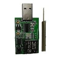MLLSE SX1278 Lora Develop Learning Board LoRa Spread Spectrum Wireless Module 433MHz 100mW Ra 01 STM32F030