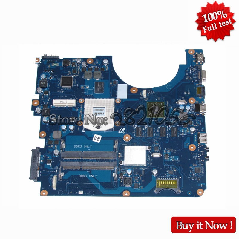 NOKOTION BA41-01352A BA41-01354A For Samsung NP-R540 R540 R580 Laptop Motherboard HM55 DDR3 HD4500 GraphicsNOKOTION BA41-01352A BA41-01354A For Samsung NP-R540 R540 R580 Laptop Motherboard HM55 DDR3 HD4500 Graphics