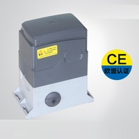 Electrical home Automatic Sliding Gate Motor Opener Engine Can Setting time delay with 6M Gear Rack And Beam Sensor