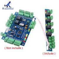 4 linie feuerfeste control Verbesserte Alarm zugang bedienfeld Alarm ausgang und feuer control expansion controller board