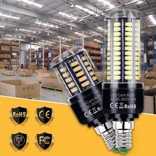 E27 Led Lamp Corn Light E14 Inteligente Bombillas Led 220V No Flicker Bulb 3.5W 5W 7W 9W 12W 15W 20W Chandelier Decoration Home
