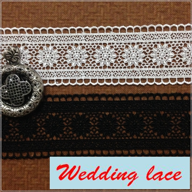 embroidery design home textile and decoration venice lace trim ...