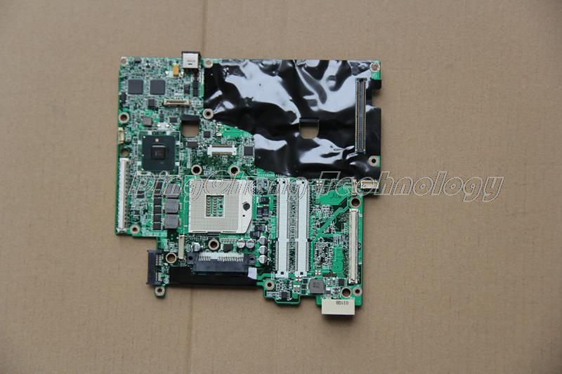 laptop Motherboard for dell Precision M6500 0VN3TR CN-0VN3TR for intel cpu with 4 video chips non-integrated graphics card