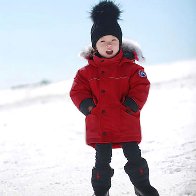 2017 Child Boy Hooded Jackets Snow Winter Ski Suit Fashion Warm Down Coats Outerwear Sport Kids Baby Boys Clothing Jacket 3-10T 30degrees winter baby clothing set russia baby girl ski suit sets boy s outdoor sport kids down coats jackets trousers fur