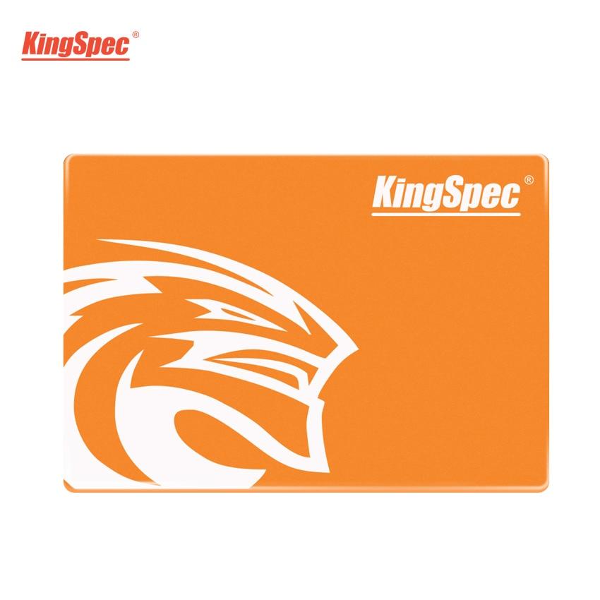 2.5 pouce KingSpec 120 gb 128 gb SATAIII SSD P3-128 Solid State 256 gb 240 gb HD HDD Disque Dur SATA3 Pour Ordinateur Portable PC Ordinateurs de Bureau Comprimés