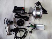 DC36V 250W front brushless gear hub motor wheel ,road bike/bicicleta mountain bike kit , electric bike conversion kit