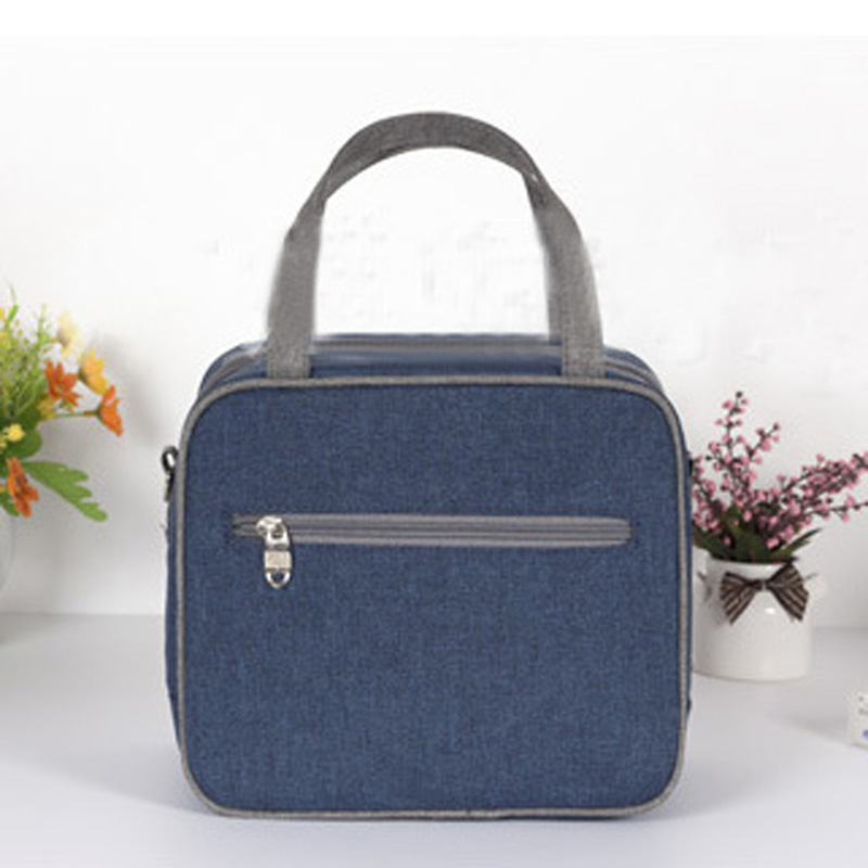 Portable Insulated Thermal Cooler Lunch Box Tote Picnic Storage Bag Case for Women kids Men Cooler Lunch Box Bag Tote
