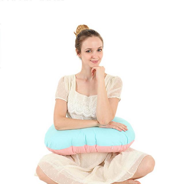Bebê de enfermagem da maternidade amamentação conforto de moda de maternidade Bouncer Snuggle grávida proteger cintura T0117