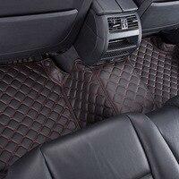 ZHAOYANHUA Car Floor Mat For RHD/LHD Mercedes Benz C class W201 W202 W203 W204 W205 AMG C200 C220 C300 C350 Car Styling Carpets
