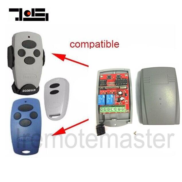 For Doorhan  Universal 2 channel receiver 12-24 V DC, COM/N.O For Doorhan  Universal 2 channel receiver 12-24 V DC, COM/N.O