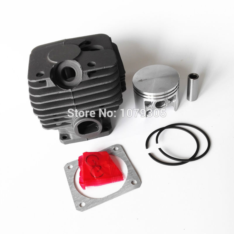 52mm Cylinder Piston Kit for Stihl MS381 Chainsaw 38mm cylinder piston rings needle bearing kit for stihl ms180 ms 180 018 chainsaw