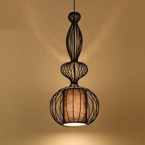 Image 4 - Vintage Industrial Lighting Pendant Lights suspension luminaire American Aisle Lamp dining room kitchen pendant light