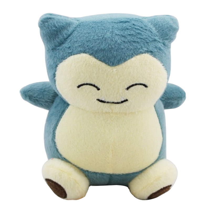 2016 1pc 6 15 cm Anime Toypia Snorlax Plush Toys Snorlax Cute Mini Stuffed Toy Doll For Birthday Christmas Day Gift Anime 1 pcs cute anime school stuffed