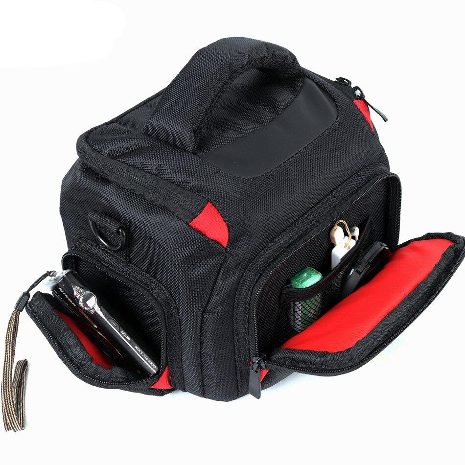 Hohe Kapazität Wasserdichte Kamera Tasche Foto Fall Für Panasonic FZ2500 FZ1000 FZ300 FZ200 G9 GF9 GF8 GF7 GH5S GH5 FZ80 FZ85 FZ72