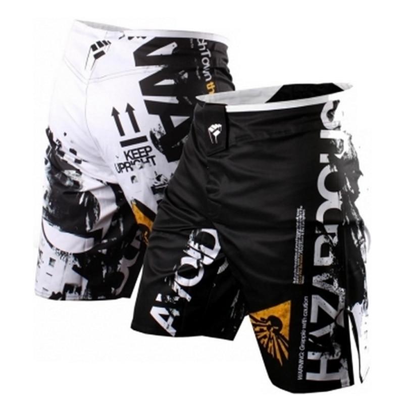 M-XXXL Neue Mann der Kampf Hosen MMA shorts Sport Verpackenstämme Sportkleidung Muay Thai Mehrere Stil Wrestling männer kleidung