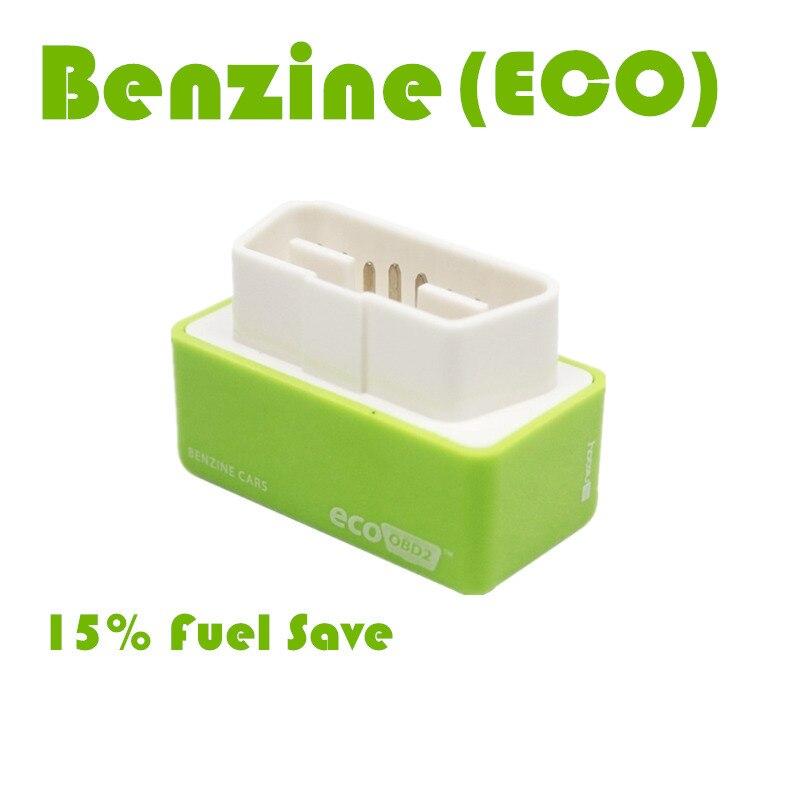 Increase Hidden Power Blue EcoOBD2 Diesel Economy Chip Tuning Box Plug Drive Eco OBD2 For Diesel Car Lower Fuel Emission цена