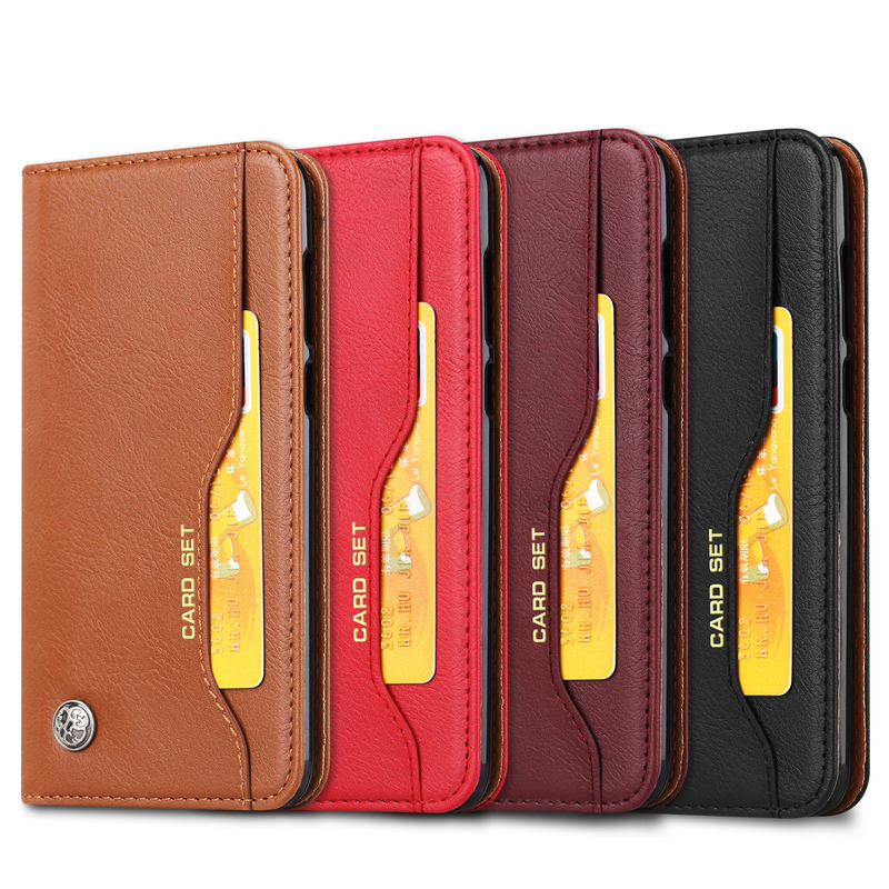 Huawei Enjoy 7S Case Funda Huawei P Smart Case Flip Smartphone Cases for Huawei Enjoy 7S 7 S Cover Silicon Leather Wallet Cases ...