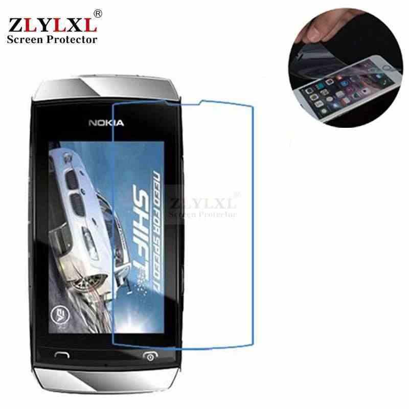 HD Soft Film untuk Nokia Asha 308 310 309 311 500 502 503 3050 Pelindung Layar Film Pelindung