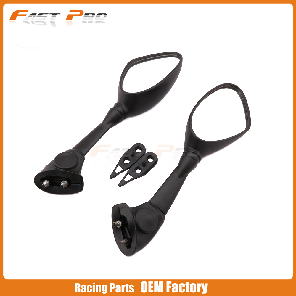 Motorcycle Side Rearview Rear-view Mirror Carbon Fiber For BMW S1000RR S1000 RR S 1000RR 2009 2010 2011 2012 2013 2014 09 10-14 carbon fiber front fender mudguard for bmw s1000rr 2009 2017 2010 2011 2012 2013 2014 2015 2016