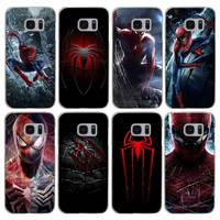 H019 Andrew Garfield Transparent Hard PC Case Cover For Samsung Galaxy S 3 4 5 6 7 8 Mini Edge Plus Note 3 4 5 8