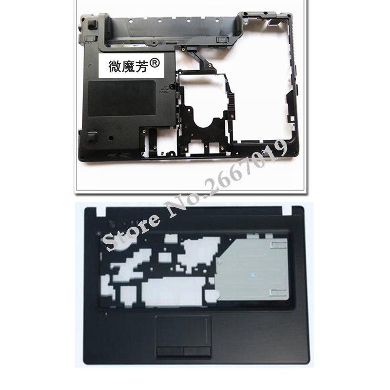 NEW Laptop Bottom Base Case Cover for Lenovo G470 G475 G475G G470D G475GX G475GL G470AX Bottom D Cover with or without HDMI Port new case cover for lenovo g500s g505s laptop bottom case base cover ap0yb000h00