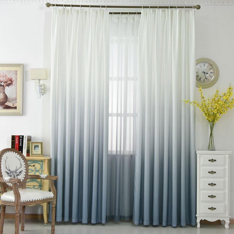 5 Color Window Curtain 3