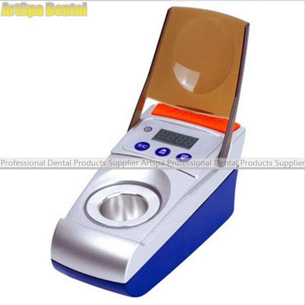 Digital ONE-Well Wax Pot Analog Melting Dipping Heater Melter Dental Lab Equipment 2018 deasin dentist lab equipment dental 3 well analog wax melting dipping pot heater melter