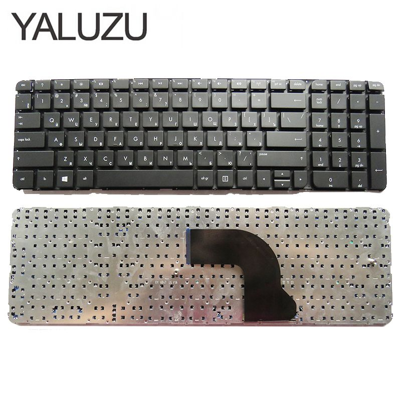 Russian Russian laptop Keyboard for HP Pavilion DV7-7000 DV7-7100 dv7t-7000 dv7-7200 dv7 7001EM RU layout black without fra