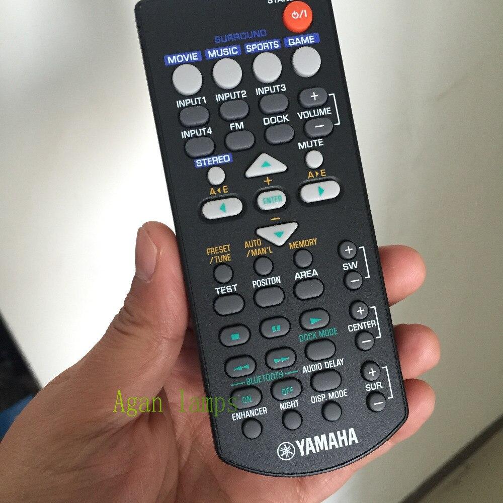 New Original Replacement Remote Control FSR20 WP08290 for Yamaha YAS 71 YAS 71CU YAS71SPX font b