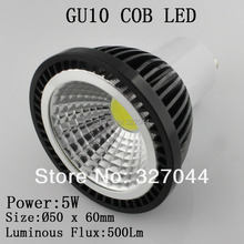 5x dimmable COB cheap led lights LED spot lights GU10 LED downlights bulb 5pcs/lot