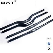 brand BXT carbon fiber bicycle handlebar matt / glossy mountain bike carbon handlebar 600mm – 720mm mtb bicycle parts