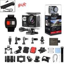 AKASO Original EK7000 4K WIFI Outdoor Action Camera Ultra HD Waterproof DV Camcorder 12MP 170 Degree Wide Angle Battery+Gifts