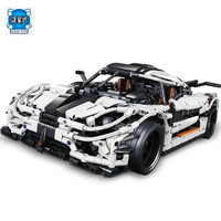 LEPIN 23002 3136Pcs Technic Series Traffic Jam Model Building Blocks Bricks Classic Compatible To Boy Gift