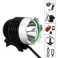 MUQGEW 11 11 New Rechargeable 5000Lm CREE XML T6 LED Bicycle Lamp Bike Head Headlight Rear