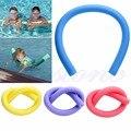 Rehabilitación Aprender Woggle Ayuda Flotante Nadar Piscina De Fideos De Agua Flexible 6.5*150 cm