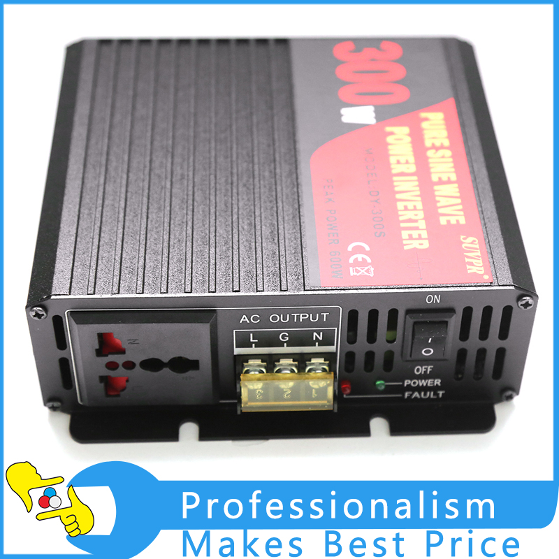 12V DC to 220V AC Pure Sine Wave Car Power Inverter Clip +Cable +Wrench d1406 2sd1406 to 220f