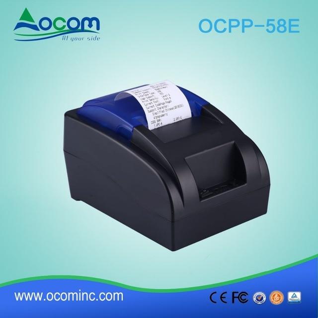 OCPP EBluetooth V DC Paper Roll Thermal Receipt Invoice And - Invoice printer machine