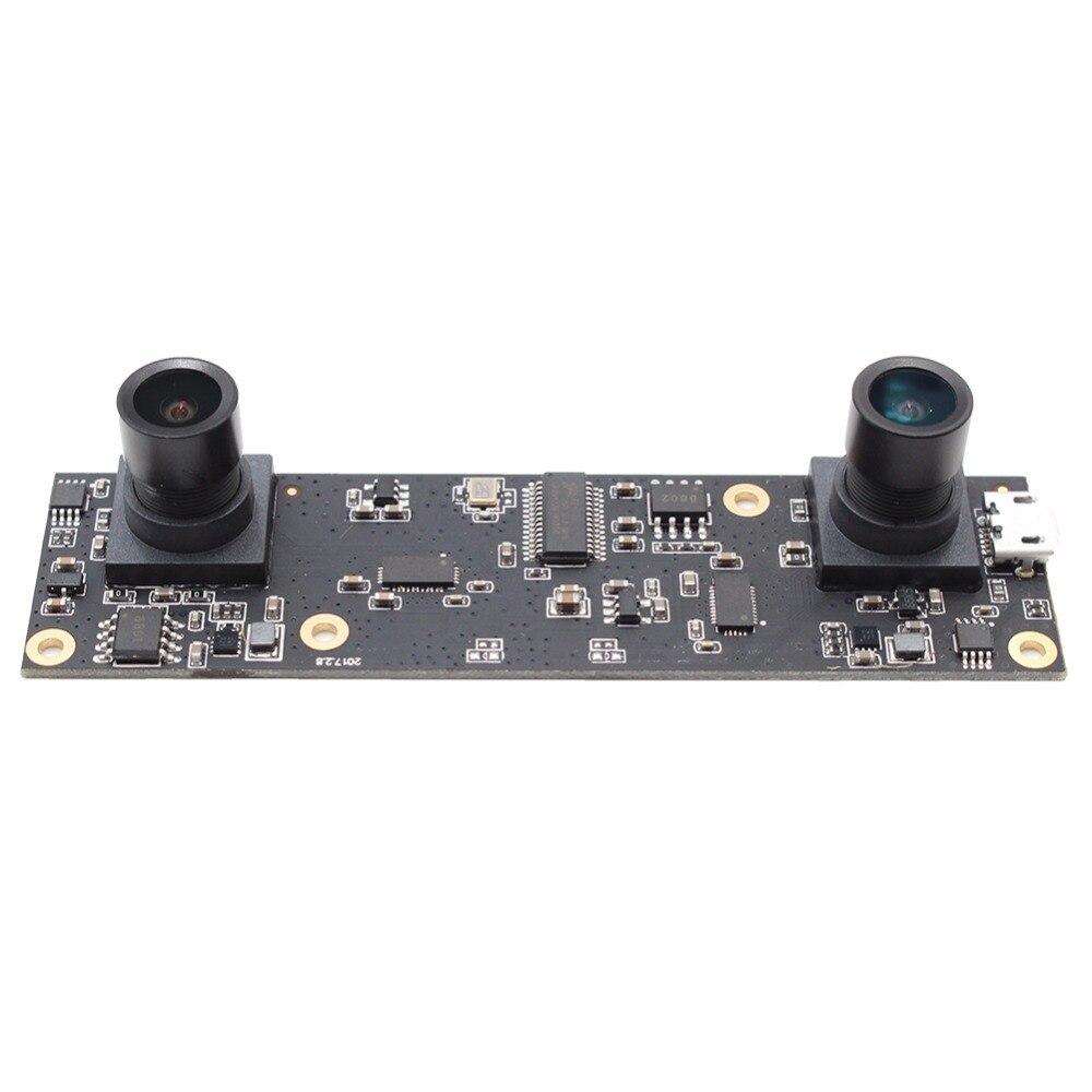 Industrial Style Len 1920x1080 mjpeg ar0330 dual lens stereo micro mini industrial