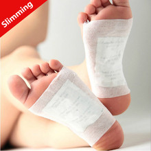 Maintain exfoliating detox patches healthy bamboo feet foot adhesive pcs/lot pads