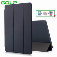 Case For IPad Air 2nd Inch GOLP Perfect Fit PU Leather Cover Case No Difference With